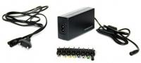 Блок питания для ноутбуков универсальный KS-IS KS-179 блок питания (12-24V, 56W)+8 сменных разъёмов питания